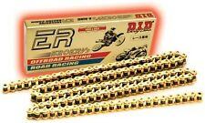 D.I.D DID ERV 3 520 X 120 LINK X-RING GOLD MOTORCYCLE CHAIN 520ERV3-120 Chain