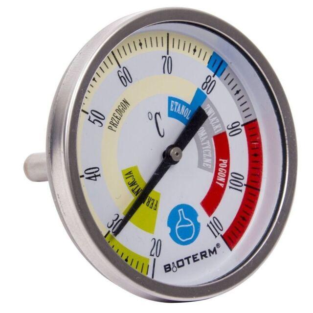 Obstbau Destillen Preiswert Kaufen Destillation-thermometer Destille Thermometer Destillation Messgerät Anzeige