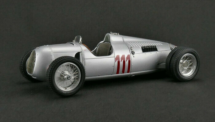 CMC Auto Union Type C Hill Climb Version look into the country 1937 1 18