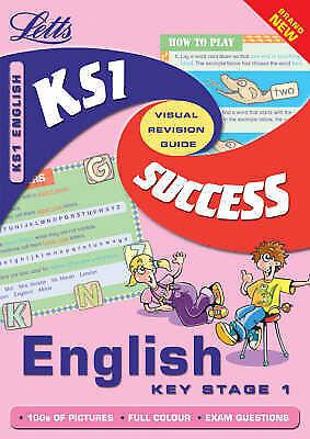 KS1 English Success Guide (Success Guides), Huggins-Cooper, Lynn, Very Good Book