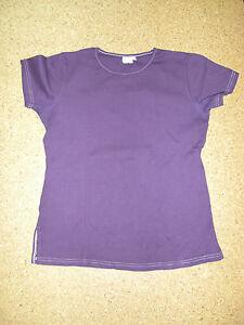 Umstandsmode Agreeable To Taste 36 Dunkellila T-shirt Schwangerschafts T-shirt Gr
