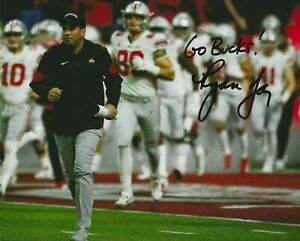 Ryan Day Autographed Signed 8x10 Photo ( Ohio State Buckeyes ) REPRINT
