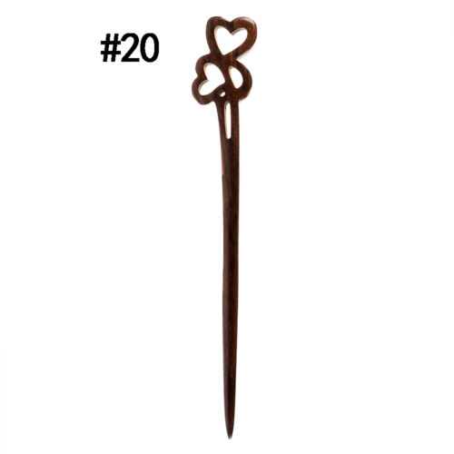 Hair Care Carved  Chopstick Hair Stick Hairpin Hair Accessories Styling Tools