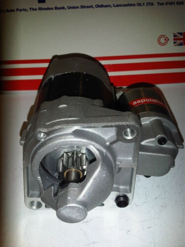 FIAT GRANDE PUNTO /& PUNTO EVO 1.2 1.4 16 V Petrol 05-13 Brand New Starter Moteur