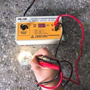 Measurement & Analysis Instruments Ac 220v Led Tv Backlight Tester Led Strips Screen Backlit Test W Voltage Display Tools