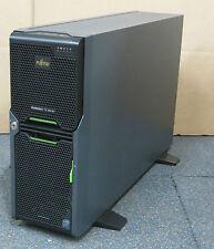 Fujitsu Primergy TX300 S5 2x Xeon Quad Core E5540 4GB 2x146GB 15k Tower Server