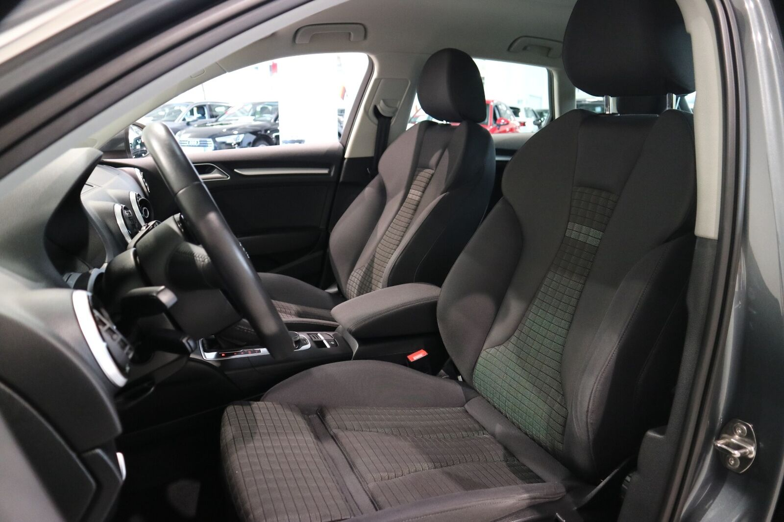 Audi A3 1,4 TFSi 122 Ambition Sportback  S-tr. - billede 10