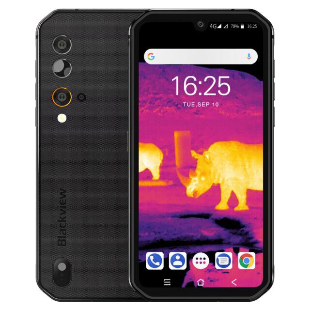 Blackview BV9900 Pro BV9900 TELEFONIAË Cellulare Termocamera Smartphone Rugged