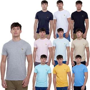 Mens-T-Shirt-Brave-Soul-Short-Sleeved-Broken-Standard-Crew-Neck-Plain-Summer-New