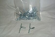 LAWN CHAIR USA WEBBING CLIPS 30 PACK. CHEAPEST ON EBAY!! EASIER THAN SCREWS!