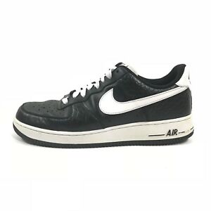 1 Air Force one AF 1 Nike 82 Men Size sz 11 Leather White