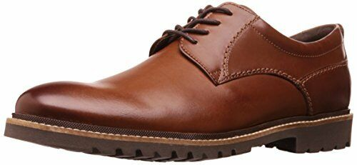 Rockport Mens Marshall Plain Select Toe Oxford Oxford- Select Plain SZ/Color. cb2d7a