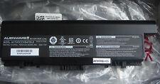 Batterie D'ORIGINE Dell Alienware M15X P08G SQU-722 SQU-724 MOBL-M15X9CEXBATBLK