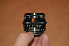 Lens Jupiter - 8 2/50 mm  (glossy). M39. Fed, Zorki... № 010303