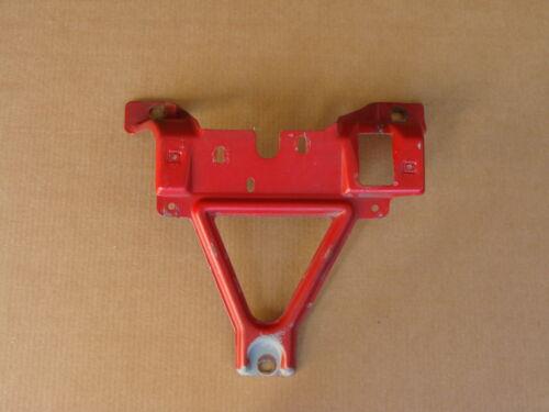 93-02 Camaro Z28 Firebird Trans Am WS6 Hood Latch Support Bracket Red