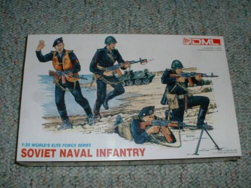 DML Dragon 1//35 Soviet Naval Infantry World Elite