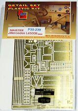 Ätzteilset für MB L-4500A Maultier (Zvezda) von Part in 1/35