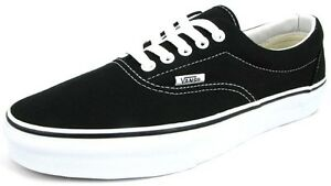VANS ERA BLACK/WHITE VN 0 EWZBLK