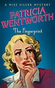 The-Fingerprint-A-Miss-Silver-Mystery-by-Wentworth-Patricia-Paperback-Book