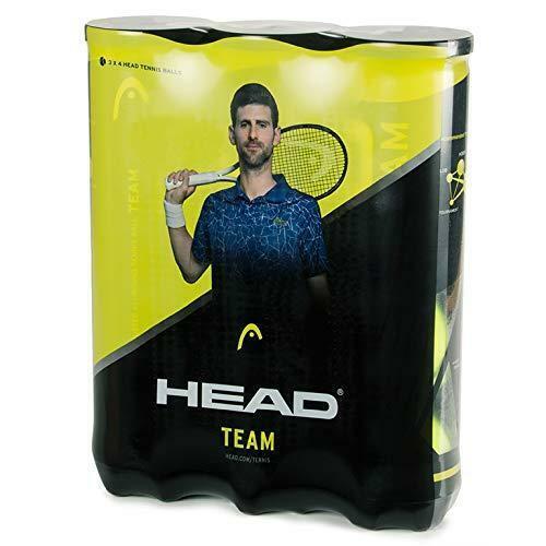 1 Dozen HEAD Team Tennis Balls