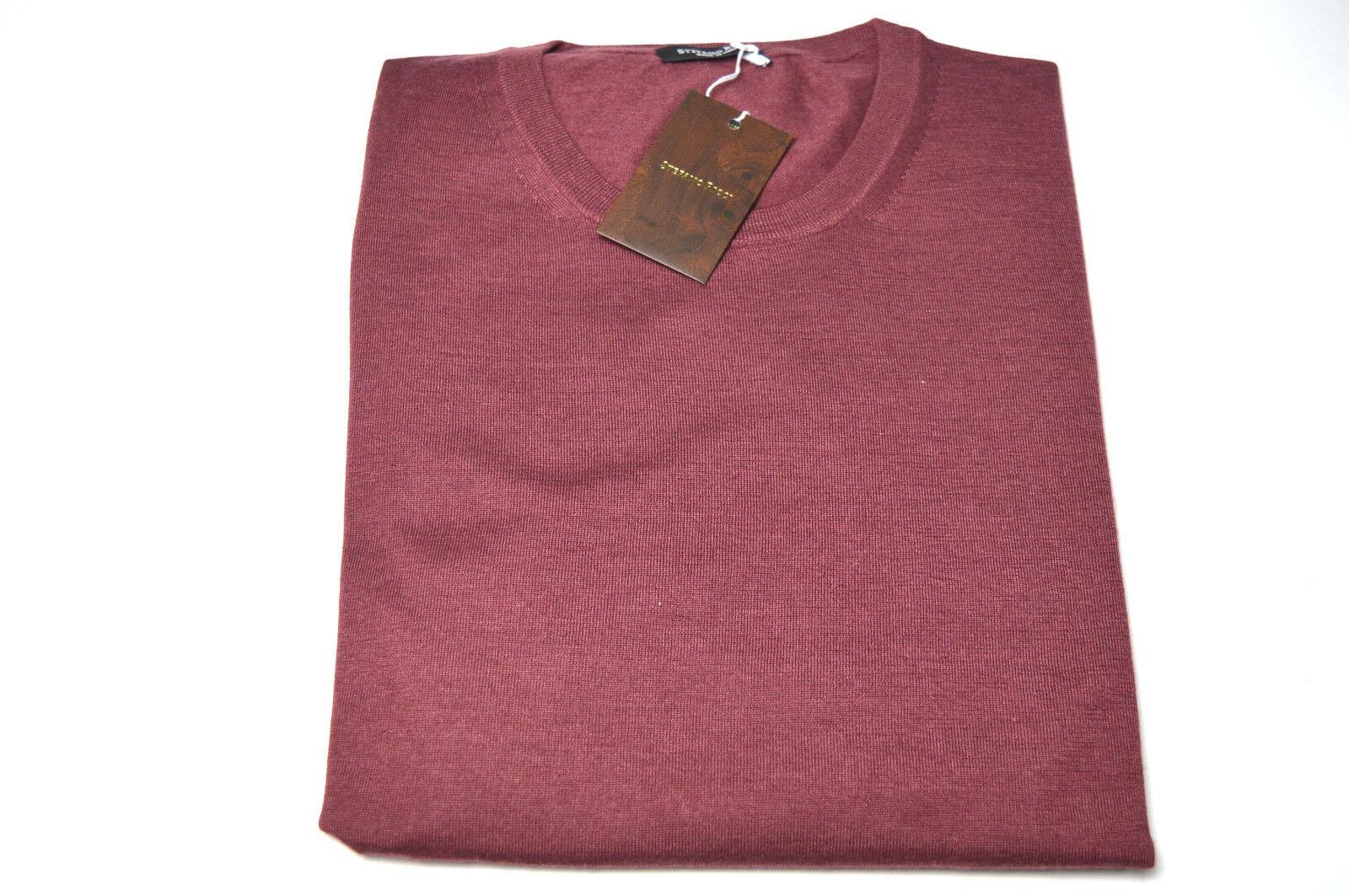 NEW  1740,00 STEFANO RICCI Sweater  Cashmere  Größe 5XL Us 62 Eu (COD AF21)