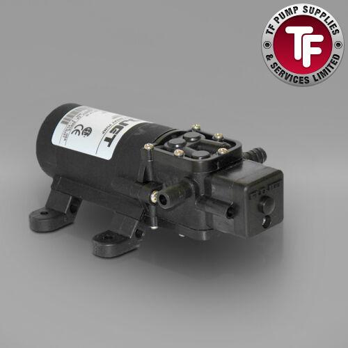 Self-priming pump 24 volt d.c.RLFP222202D3.8 lpm Totton Flojet
