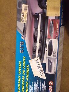 NEW  GTS Headlight Covers 92-96 Ford Bronco F150 F250 F350 GT0919S