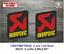 Sticker-Vinilo-Decal-Vinyl-Aufkleber-Adesivi-Autocollant-Akrapovic-Exhaust-LOGO2 miniatura 4