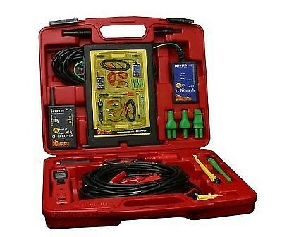 Power Probe PPKIT03 Power Probe 3 Master Kit  W/ Gold Leads And Short Finder