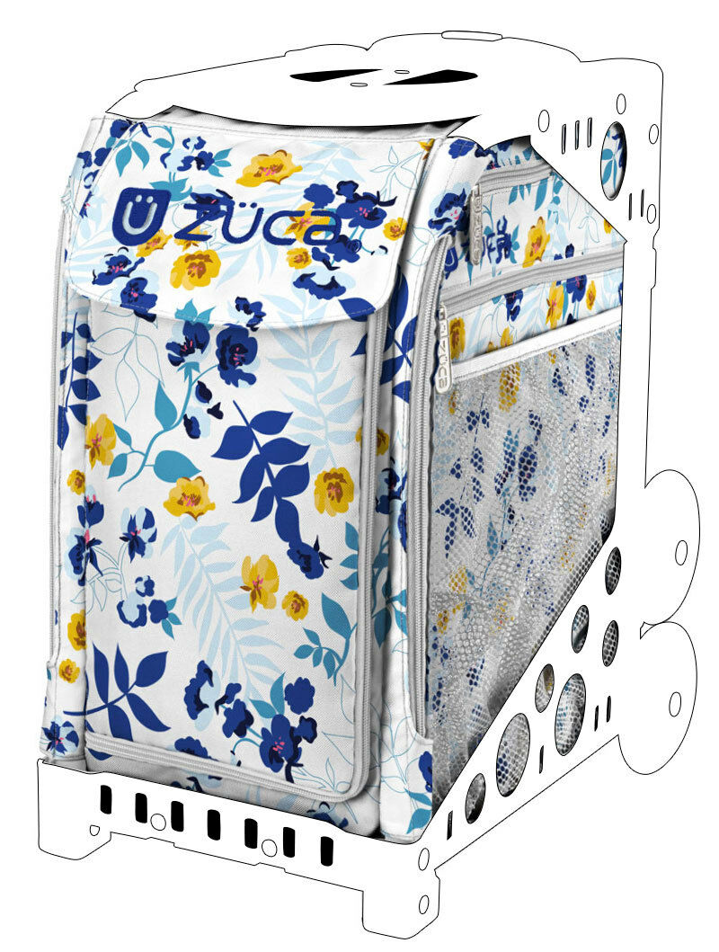 ZUCA Sports Insert Bag - BOHO FLORAL - No Frame