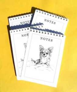 Chihuahua Smooth-coat Small 2020 dog show diary with show dates A6 pocket size