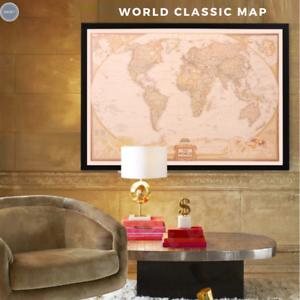 Retro-Kraft-Paper-Travel-Poster-World-Maps-for-Bar-Cafe-Room-Home-Wall-Decor