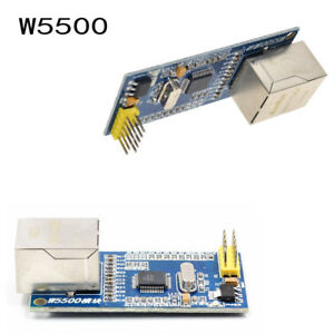 For Arduino W5500 Ethernet Network Modules TCP//IP 51//STM32 SPI Interface