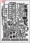 Complexe Board Circuit No2 Pochoir Mylar Feuille A4 Solide Réutilisable Art Craft Déco