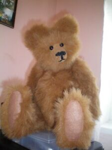 Gorgeous-loved-Teddy-Bear-from-my-Grandmother-collection-18-inch