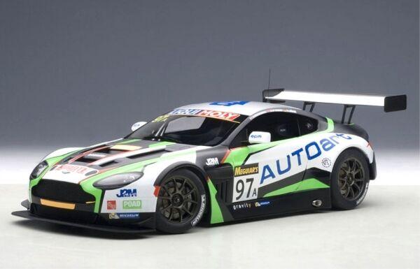 Aston Martin Vantage v12 no. 97a-Bathurst 12hrs Endurance Race 2015  Mac DOWAL