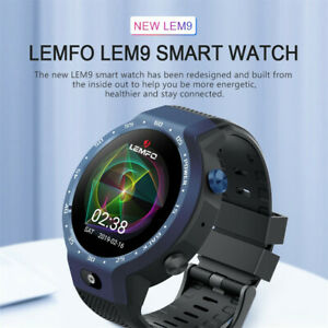 LEMFO-LEM9-Dual-4G-Android-7-1-1-39-Inch-454X454-Display-5MP-600mAh-Smartwatch