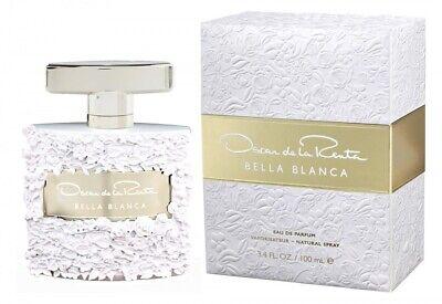 Bella Blanca Oscar De La Renta 3 4 Oz 100 Ml Edp Women Perfume Spray Ebay