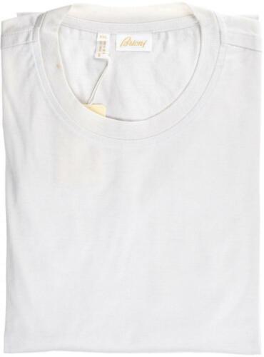 Baumwolle Brioni Beige Xxlarge 03ts0155 Extrafeine T Shirt 375 Hellbraun wgzqtxSgC