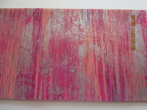 Muster Wachsplatte versch marmoriert m Farb Wachspl Wachspl Verzierwachs