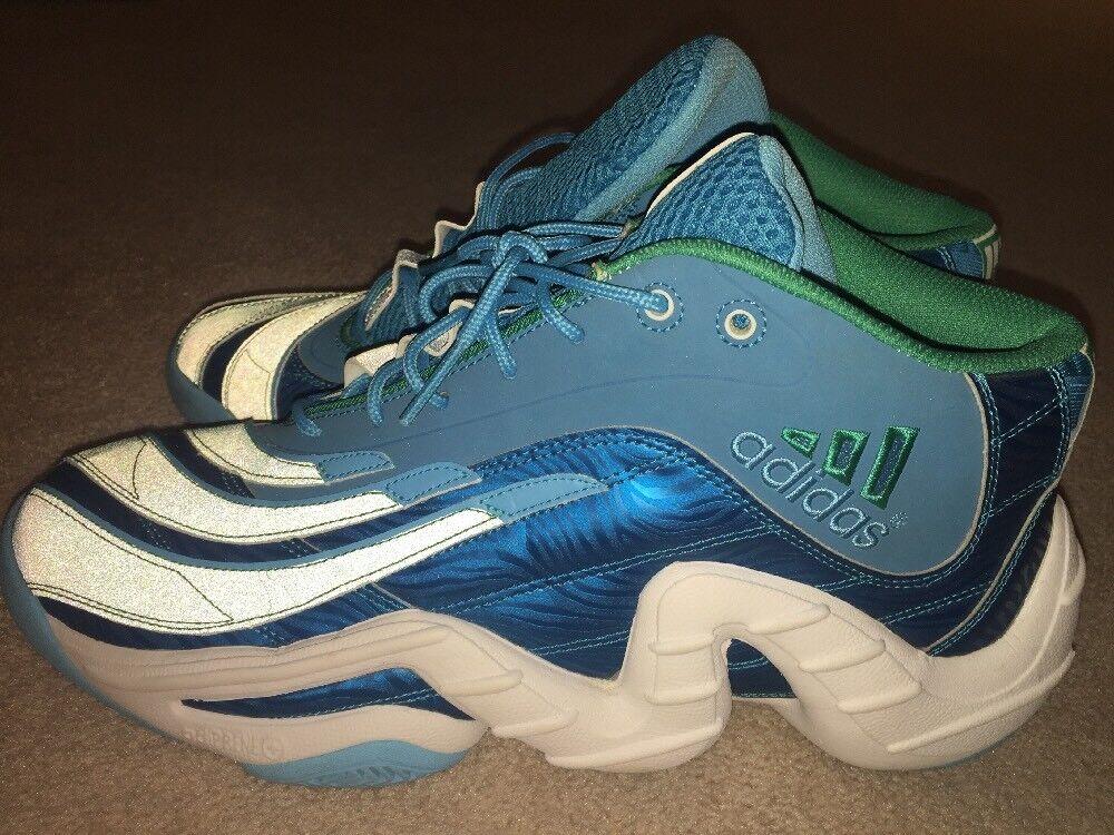 new concept c9b82 5c3dc Adidas hombres adiPRENE basquet High Top Shoes SZ SZ SZ 11,5 el último  descuento