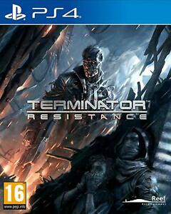 Terminator-Resistance-PS4-Neuf-Scelle