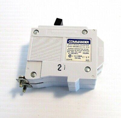 Commander Sylvania Circuit Breaker 30A 1P QBH130
