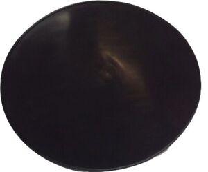 Tabella-porta-numero-PVC-nero-moto-vespa-custom-retro-bobber-modifiche-vintage