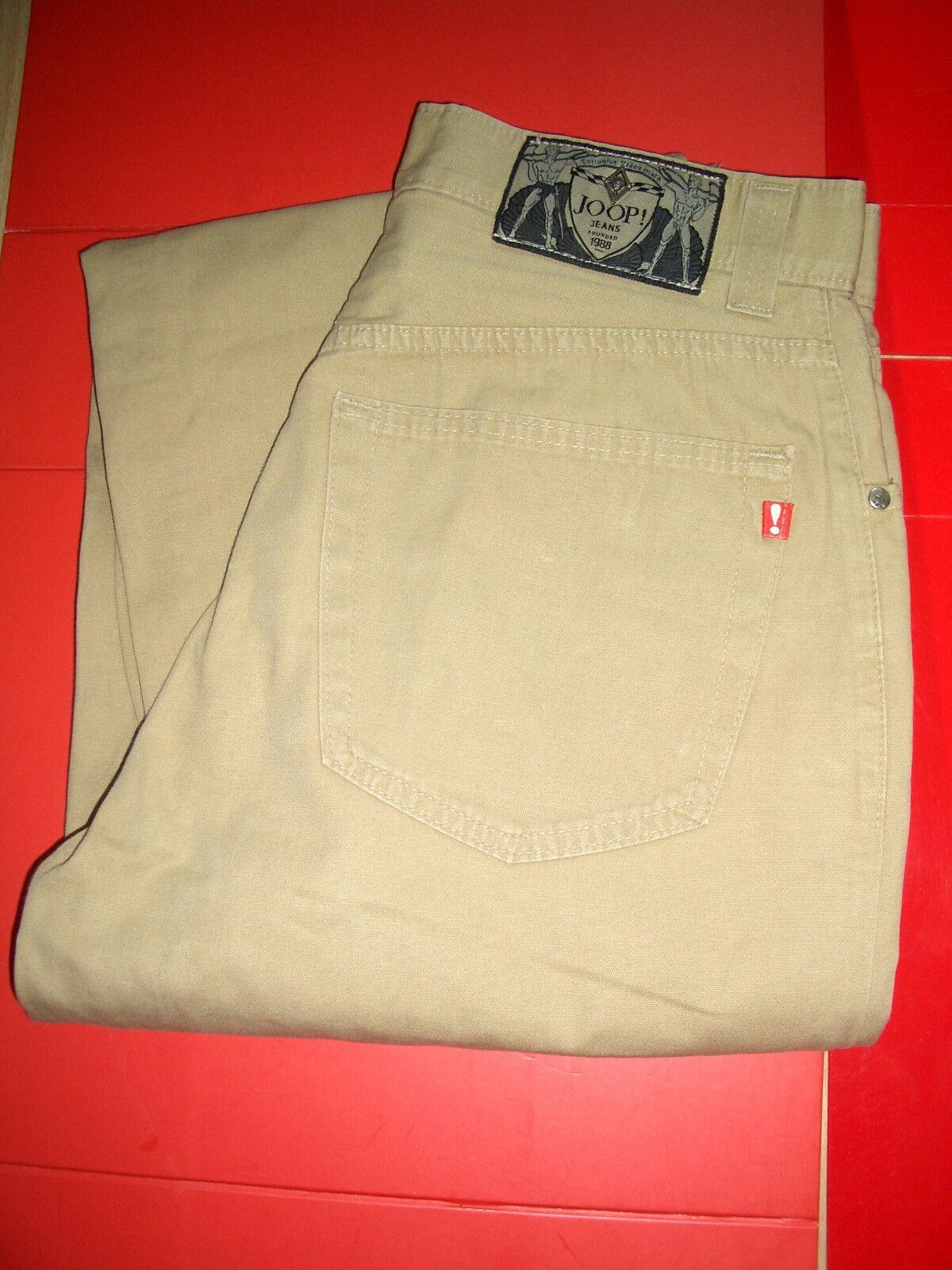 Dünne Joop Jeans Hose breit geschnitten D D D 98 US 33   35 fbd7ec