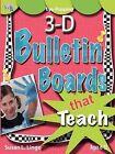 Eye-Popping 3-D Bulletin Boards That Teach by Susan L Lingo (Paperback / softback, 2009)