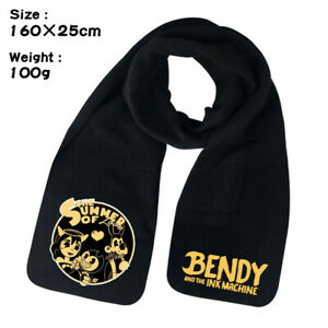 Bendy-and-the-ink-machine-Men-Scarf-neckerchief-Shawl-Warp-Warm-rectangle-scarf