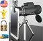 Monocular-40x60-Powerful-Binoculars-Zoom-Glasses-Handheld-Telescope-Military-HD thumbnail 1