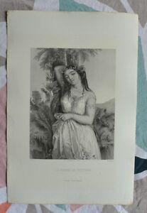 Belle Gravure Xixème - La Femme De Putiphar - Bible - Religion - Gustave Staal 0szve0xj-08001710-209836937