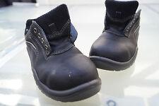 ATLAS Damen Schuhe Arbeitsschuhe Sicherheitsschuhe Gr.36 schwarz Leder w Neu #64